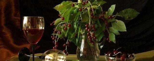 Как приготовить вино из черемухи. домашний рецепт ⋆ рецепты домашнего алкоголя