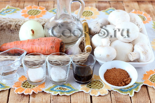 Консервированные шампиньоны: грибное удовольствие на зиму
