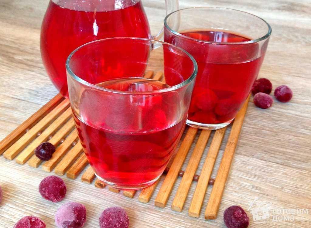 Вишневый сок: польза, свойства и как приготовить