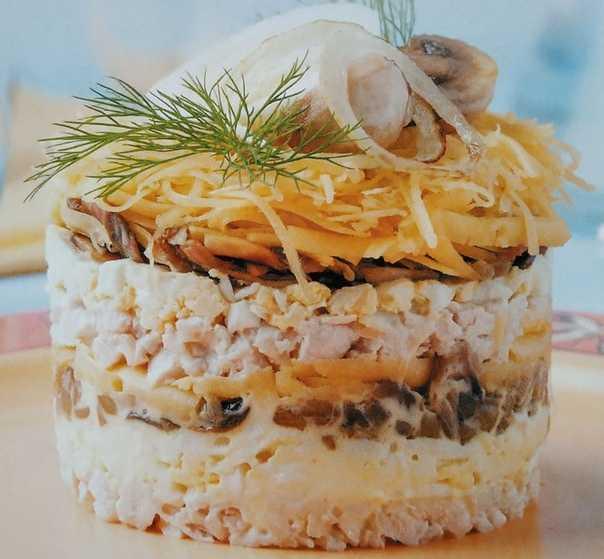 Откройте все секреты приготовления рецепта Салат Весенняя нежность -  порядок приготовления, состав, похожие салаты, комментарии, советы, пошаговые фото