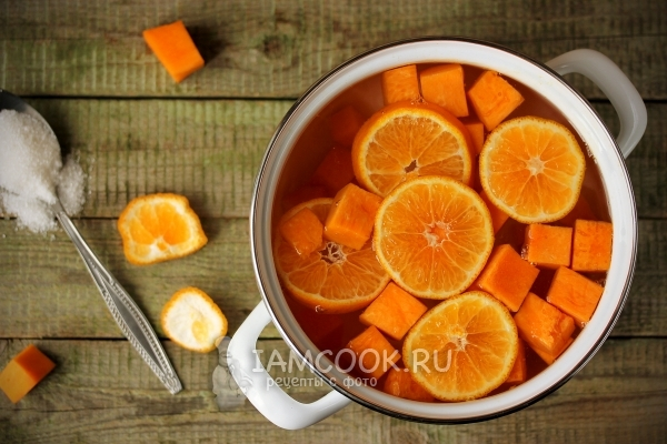 Компот из тыквы: подборка рецептов с добавлением разных ингредиентов, советы по приготовлению