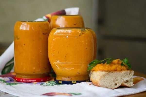 Кабачковая икра на зиму - самый вкусный и простой рецепт икры из кабачков