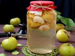 Компот из малины - как сварить из свежих или замороженных ягод по рецептам и законсервировать на зиму