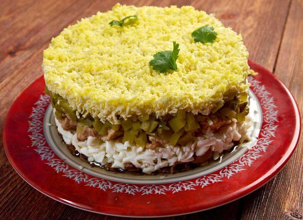 Очень вкусные салаты из куриной печени - 5 лучших рецептов с фото