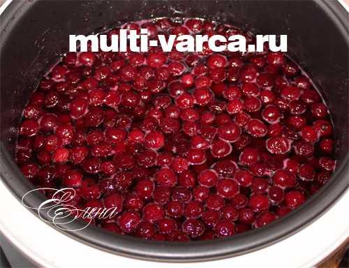 Варенье из вишни с косточками на зиму: как сварить, рецепты приготовления без воды
