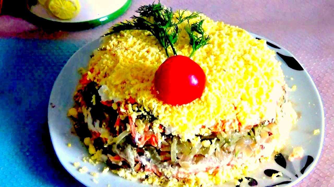 Очень вкусные салаты из куриной печени с солеными огурцами: рецепты с фото и видео