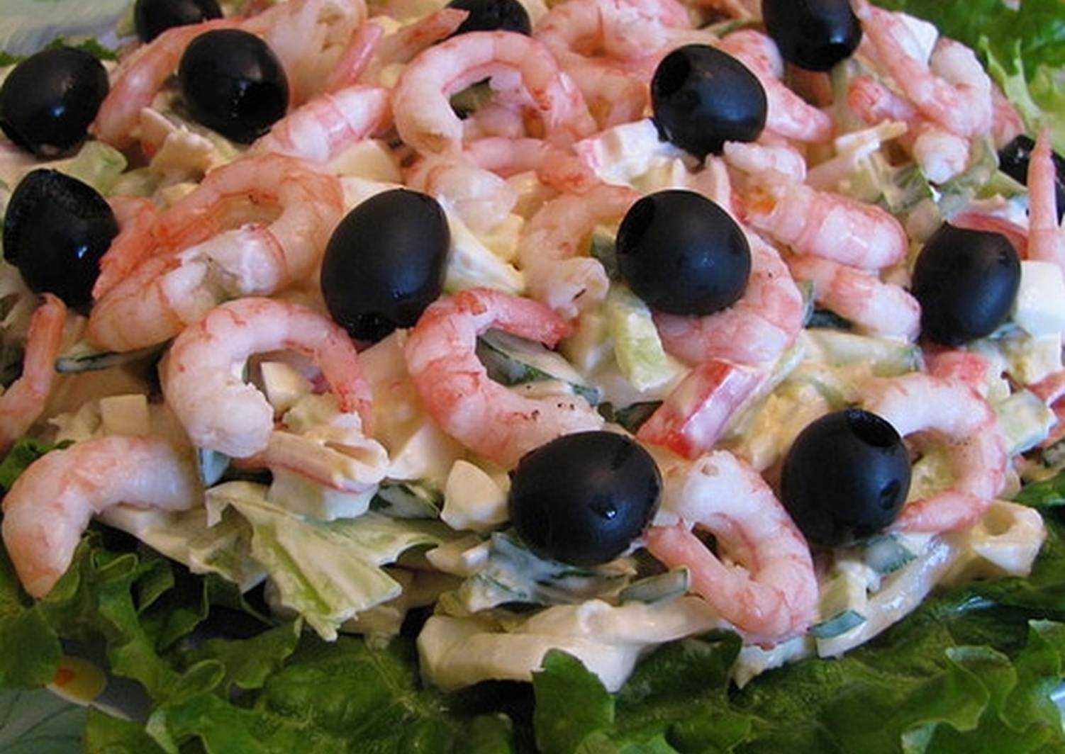 Салат из морского коктейля: топ — 20 лучших вариантов