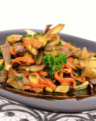 Шампиньоны целиком в духовке - лучшие и не сложные рецепты вкусных блюд