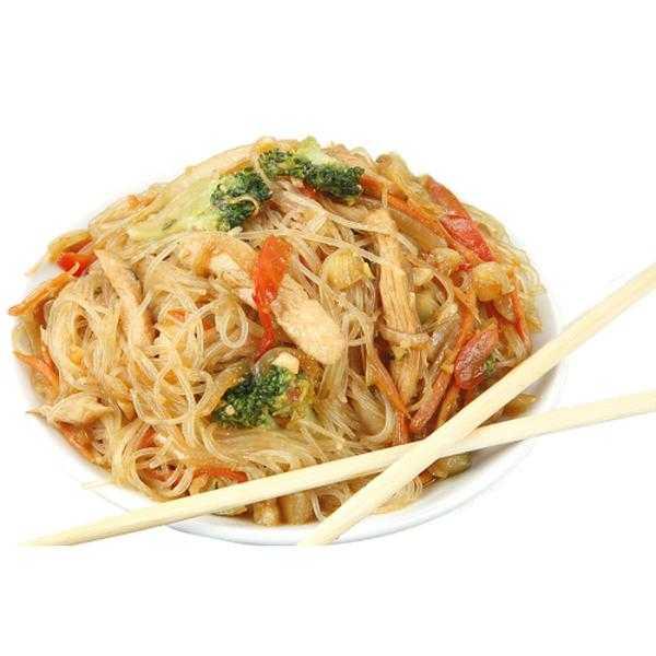 Салат фунчоза с овощами по-корейски рецепт с фото пошагово и видео - 1000.menu