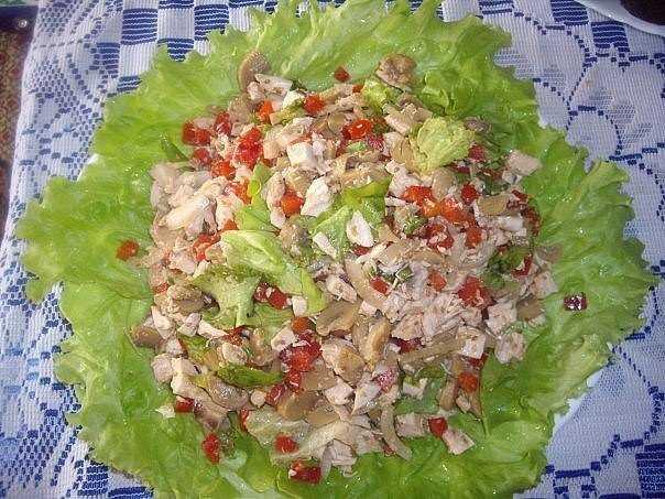 Салат охотничий классический: рецепт с фото пошагово