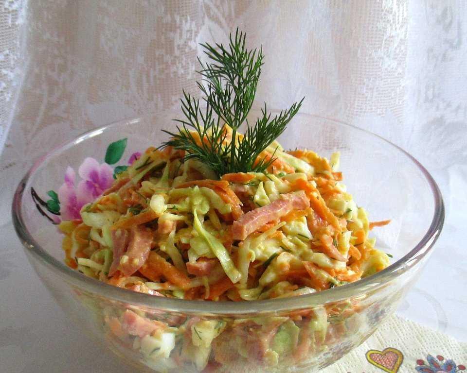 Салат охотничий на зиму – витаминное спасение среди зимы: рецепт с фото и видео