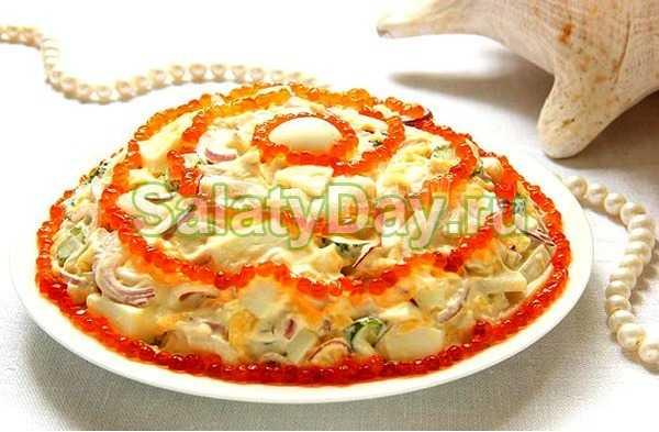 Салат черный жемчуг с черносливом рецепт с фото пошагово - 1000.menu