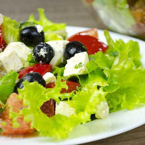 Греческий салат: топ 5 классических рецептов приготовления в домашних условиях
