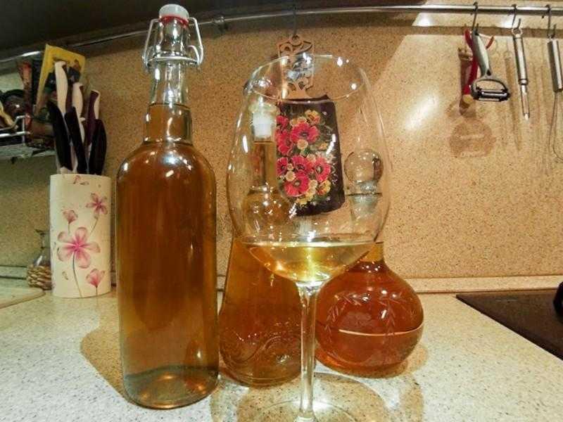 Рецепт приготовления яблочного вина в домашних условиях