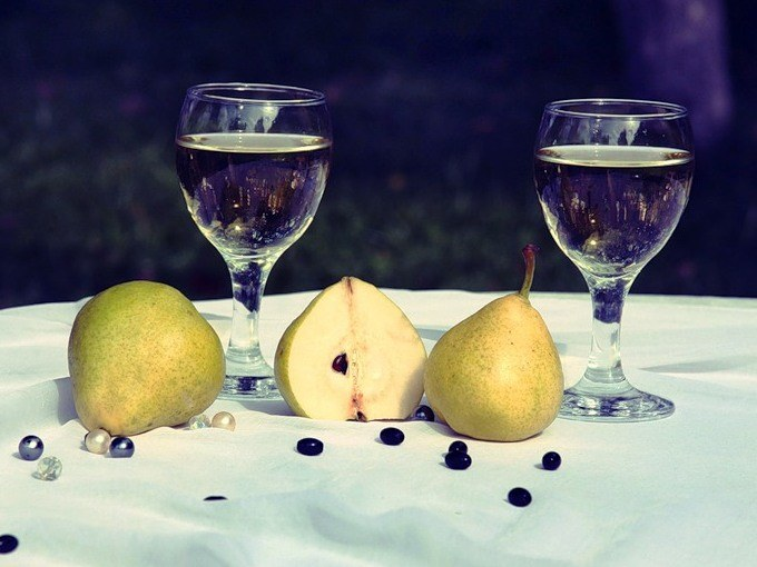 Вино из груши в домашних условиях - пошаговый рецепт