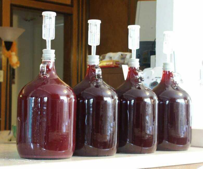 Вино из вишни в домашних условиях с косточками: простой рецепт