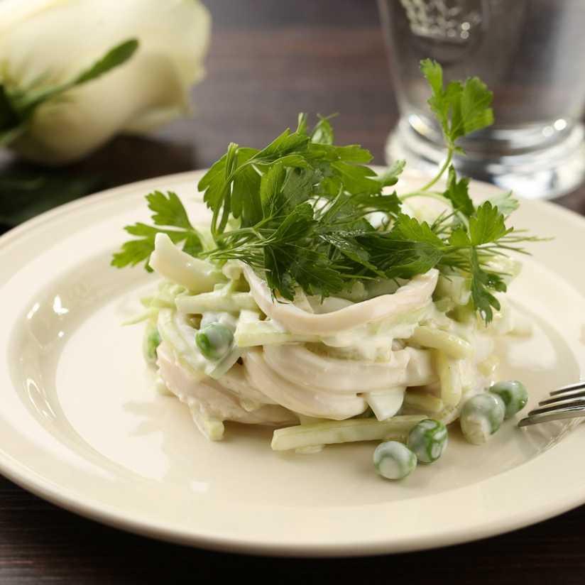 Салат из дайкона: рецепты приготовления с фото, калорийность