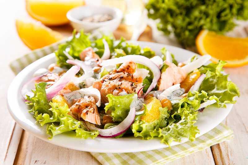Салат с омлетом - 7 топ рецептов!