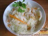 Быстрая маринованная капуста рецепт за 5 минут: рецепты приготовления.