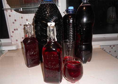 Домашнее вино из сливы простое