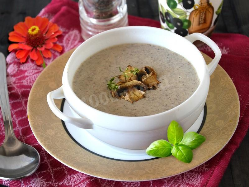 Суп-пюре из картофеля с плавленным сыром - 6 пошаговых фото в рецепте