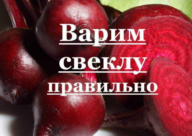 Маринованная свекла на зиму: простые и вкусные рецепты