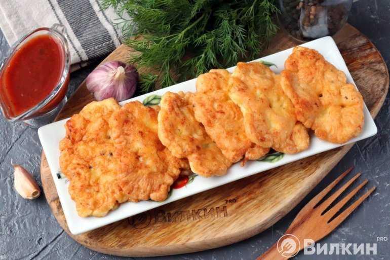 Рецепт приготовления вкусных котлет по-албански из курицы
