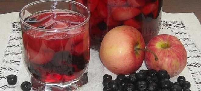 Компоты из ягод и фруктов на зиму - самые вкусные рецепты