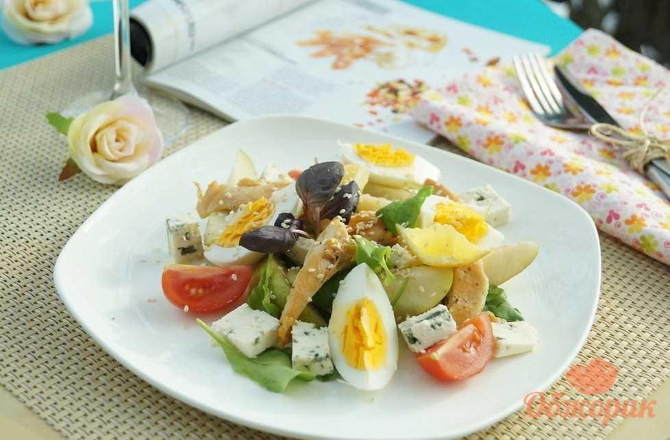 Самые вкусные рецепты салатов с кедровыми орешками
