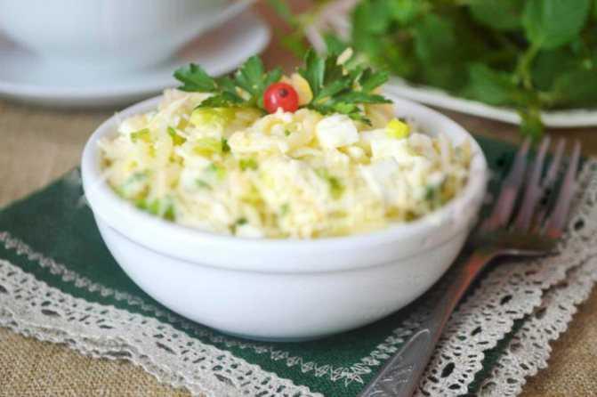 Салат с плавленным сыром — подборка лучших рецептов. как правильно и вкусно приготовить cалат с плавленным сыром.