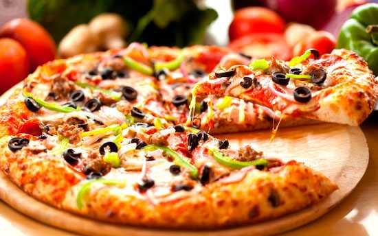 Избранные рецепты пиццы с белыми грибами