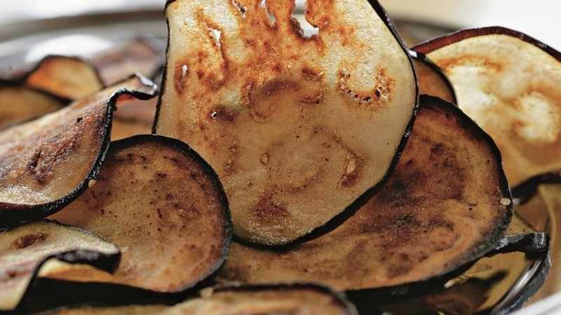Рецепты приготовления вяленых баклажанов