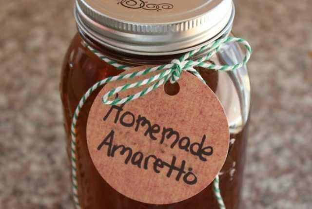 Простой рецепт амаретто из самогона в домашних условиях