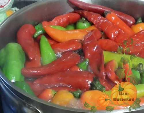 Красный перец на зиму по-армянски: секреты приготовления и правила хранения. Простые рецепты с чесноком, сельдереем, морковью и кинзой.