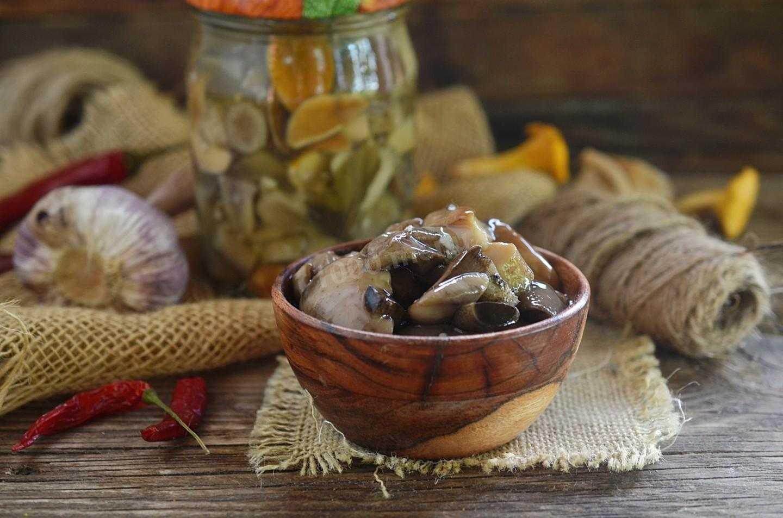 Как мариновать грибы на зиму в банках: простые рецепты с фото пошагово
