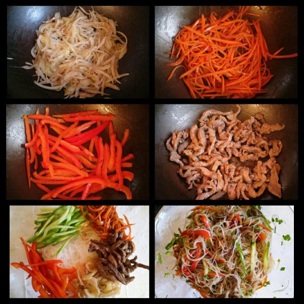 Острый салат из рыбы по-корейски