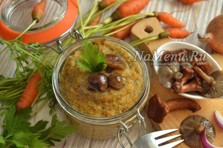Грибная икра из опят на зиму - самые вкусные рецепты приготовления икры из опят