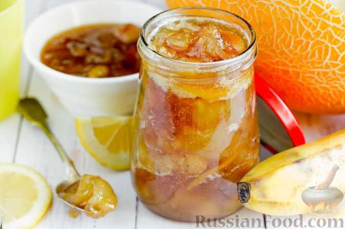 Варенье из дыни с апельсином и лимоном на зиму: простые и вкусные рецепты, инструкция по заготовке