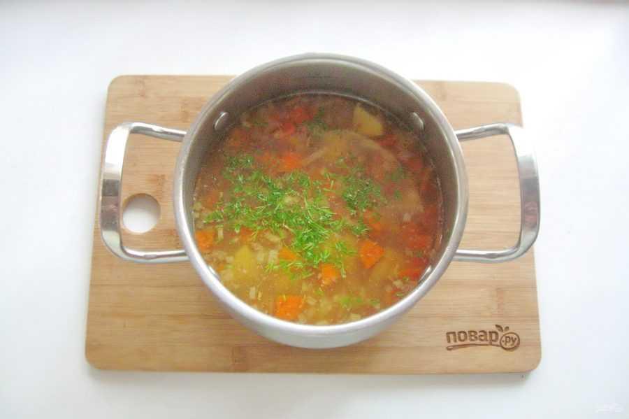 Грибной суп из опят с картофелем — пошаговый рецепт с фото