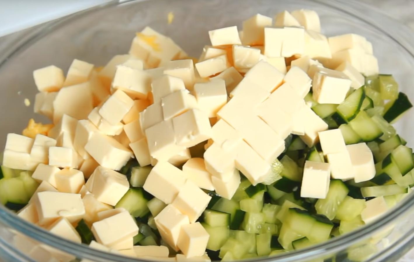 Салат новогодние часы: пошаговый рецепт красивого и вкусного блюда с фото и видео
