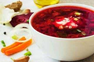 Заправка для борща на зиму - рецепты со свеклой, капустой и другие
