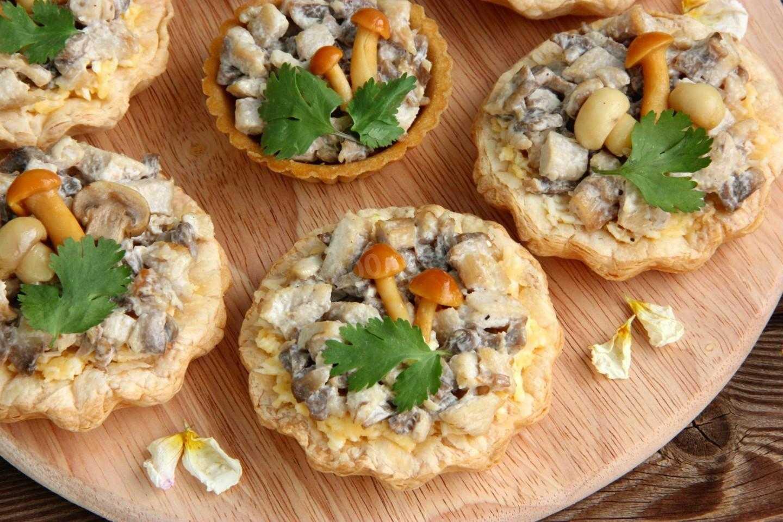 Рецепты салат в сырной корзинке