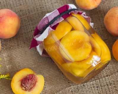 Персики на зиму: 18 рецептов заготовок » сусеки