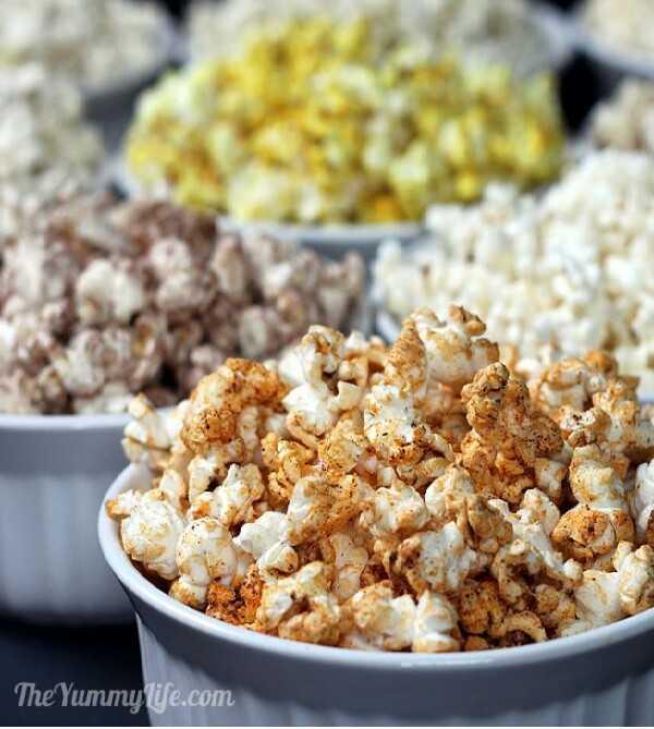 19 способов приготовления вкусного попкорна
