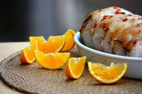 Свинина с апельсинами в духовке – экзотический аромат! разные рецепты нежной и вкусной свинины с апельсинами в духовке для гурманов