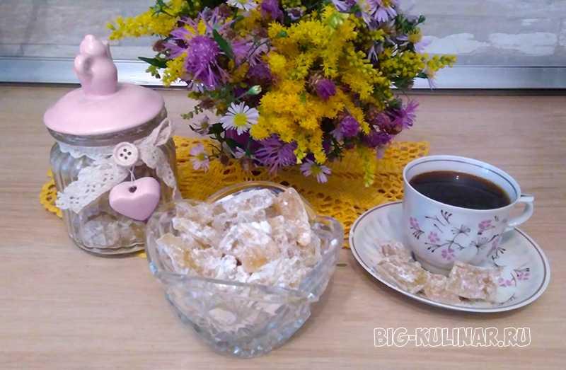 Цукаты из дынных корок: 2 самых простых рецепта приготовления в домашних условиях