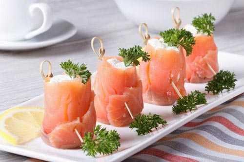 Как приготовить салат в виде елки на новый год