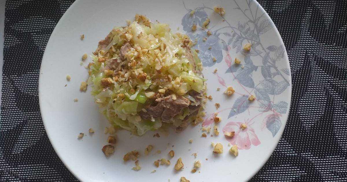 Салат из капусты с морковью как в столовой рецепт с фото пошагово и видео - 1000.menu