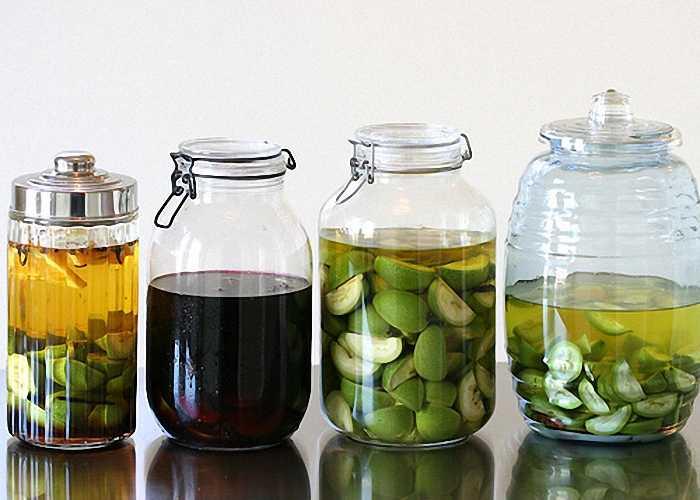 Самогон на грецких орехах в домашних условиях: рецепты настойки