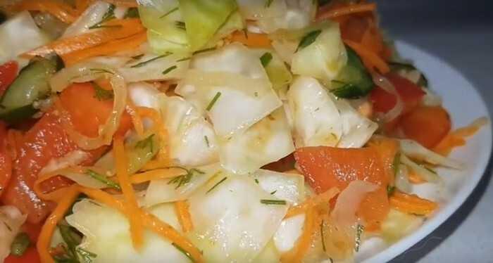 Цветная капуста по-корейски 6 рецептов быстрого приготовления
